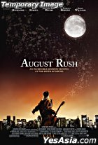 August Rush (VCD) (Hong Kong Version)
