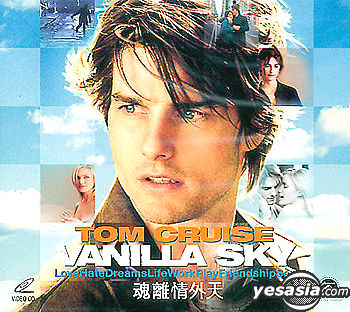 Yesasia Vanilla Sky 2001 Vcd Hong Kong Version Vcd Tom Cruise Penolope Cruz Deltamac Hk Western World Movies Videos Free Shipping North America Site