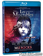 Les Miserables: The Staged Concert (Blu-ray) (First Pressed Concert Credit Leaflet Limited Edition) (Korea Version)