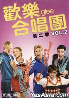 Glee (DVD) (Season 2: Vol. 2) (Taiwan Version)