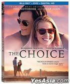 The Choice (2016) (Bluray + DVD + Digital HD) (US Version)