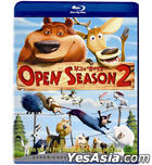 Open Season 2 (Blu-ray) (Korea Version)
