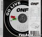 ONF Mini Album Vol. 4 - GO LIVE + Poster in Tube