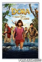 Dora and the Lost City of Gold (2019) (DVD) (Hong Kong Version)