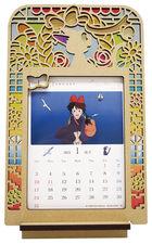 魔女宅急便 Stained Frame 2021年月历 (日本版)