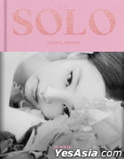Jennie - SOLO Photobook (Special Edition) + Double Sided Poster in Tube
