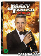 Johnny English Reborn (DVD) (Korea Version)
