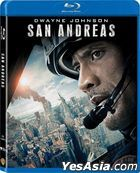 San Andreas (2015) (Blu-ray) (Hong Kong Version)