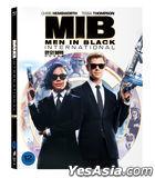 Men in Black: International (Blu-ray) (2-Disc) (Slip Case Limited Edition) (Korea Version)