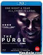 The Purge (Blu-ray) (Korea Version)