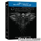 Game Of Thrones (Blu-ray + Digital HD) (The Complete Fourth Season) (US Version)