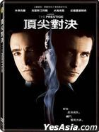 The Prestige (2006) (DVD) (Taiwan Version)