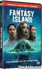 Fantasy Island (2020) (DVD) (Hong Kong Version)