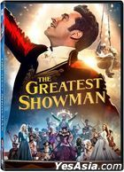 The Greatest Showman (2017) (DVD) (US Version)