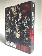 HiGH & LOW THE MOVIE (DVD) (豪华版)(日本版)