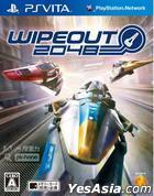 WipEout 2048 (Japan Version)