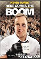 Here Comes The Boom (2012) (Blu-ray) (Hong Kong Version)