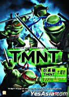 TMNT - Teenage Mutant Ninja Turtles (DVD) (Single Disc Version) (Hong Kong Version)