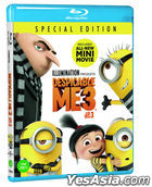 Despicable Me 3 (Blu-ray) (Korea Version)