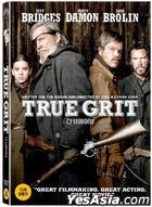 True Grit (DVD) (Korea Version)