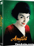 Amelie (Blu-ray) (Full Slip Director's Cut) (Normal Edition) (Korea Version)