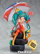 Racing Miku 2016 Ver. 1:8 Pre-painted PVC Figure