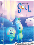 Soul (Blu-ray) (Steelbook Limited Edition) (Korea Version)