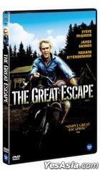 The Great Escape (DVD) (Korea Version)