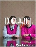 L'Officiel Hommes Thailand April 2021