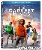 The Darkest Minds (2018) (Blu-ray + DVD + Digital) (US Version)