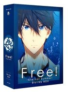 Free! -Eternal Summer- Blu-ray Box  (Japan Version)