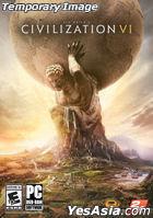 文明帝国 6 (中英文合版) (DVD 版)