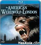 An American Werewolf In London (1981) (Blu-ray) (Hong Kong Version)