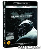 The Dark Knight Rises (4K Ultra HD + 2D Blu-ray) (3-Disc) (Korea Version)