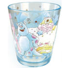 Monster Inc. Clear Plastic Cup