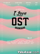 I Love OST Piano Collection Vol. 2