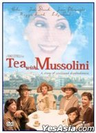 Tea With Mussolini (DVD) (Hong Kong Version)