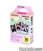 Fujifilm Mini 即影即有相紙 (Shiny Star) (10張)