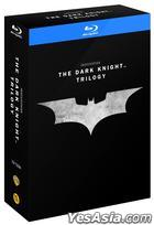 The Dark Knight Trilogy (Blu-ray) (5-Disc) (Normal Edition) (Korea Version)