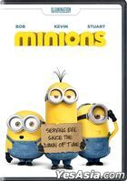 Minions (2015) (DVD) (US Version)
