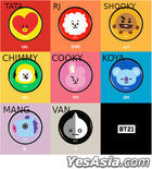 BT21 Standing Ring (Mang)