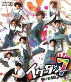 Ikedan 7 Blu-ray Box (Japan Version)