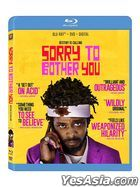 Sorry to Bother You (2018) (Blu-ray + DVD + Digital) (US Version)