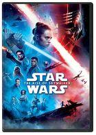 Star Wars: The Rise Of Skywalker (DVD) (Japan Version)
