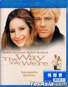 The Way We Were (1973) (Blu-ray) (Hong Kong Version)