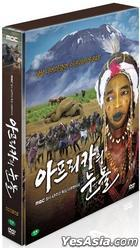 Tears of Africa (MBC Special Documentary) (DVD) (3-Disc) (Korea Version)