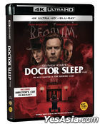 Doctor Sleep (4K Ultra HD + Blu-ray) (3-Disc) (Director's Edition) (Korea Version)