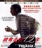 12 Years A Slave (2013) (VCD) (Hong Kong Version)