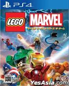 LEGO Marvel Super Heroes THE GAME (日本版)