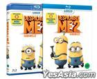Despicable Me 2 (Blu-ray) (Korea Version)